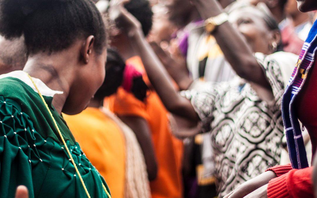 Coñeces a Danza Malinké? por Tania Veiga